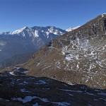 Paesaggio sull'Alpe